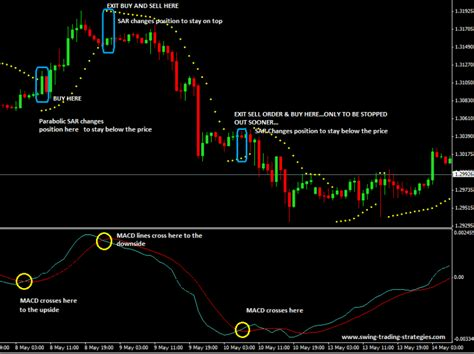forex swing trading system the parabolic sar and macd swing trading system