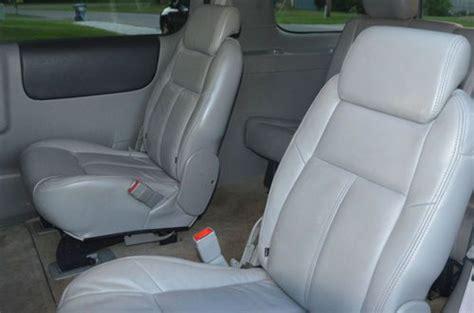 how cars run 2006 chevrolet uplander seat position control purchase used 2006 chevrolet uplander ls mini passenger van 4 door 3 5l leather seats in saint
