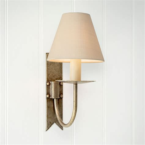 brass single cottage wall light traditional wall
