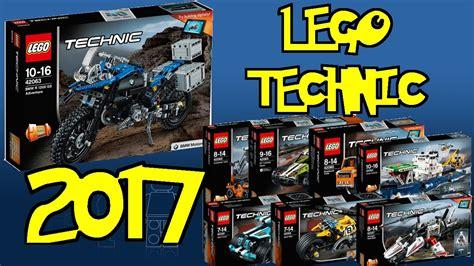 lego technic 2017 nuovi sets lego technic 2017