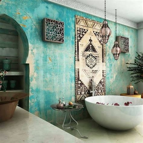 boho bathroom ideas bathroom decor ideas how to choose the style of the