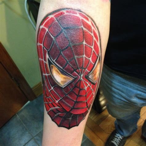 small spiderman tattoo tattoos designs ideas and meaning tattoos for you