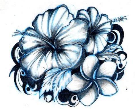 hawaiian flower tattoos for men flower designs flower designs free flower