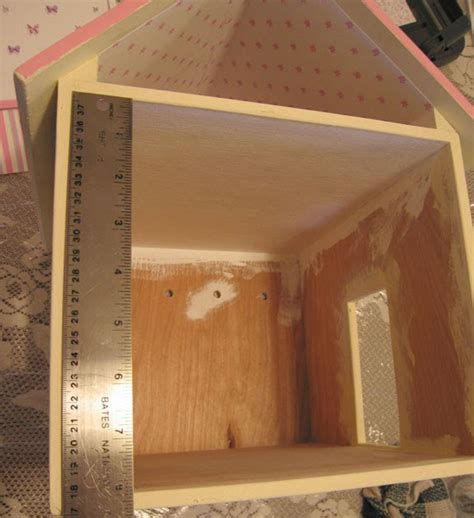 dollhouse kitchen wallpaper dollhouse decorating how to put wallpaper in your dollhouse