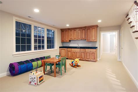 rooms in a home recreation room