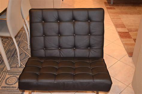 poltrona barcellona prezzo poltroncina barcellona in ecopelle nera sedie a prezzi