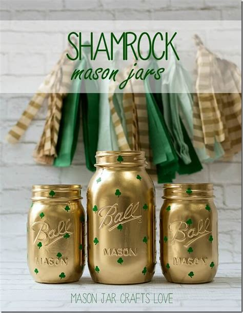 shamrock decorations home 25 best diy st patrick s day decorations and ideas for 2017