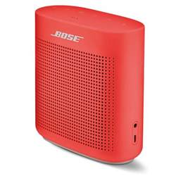 bose color soundlink bose soundlink color ii bluetooth speaker coral