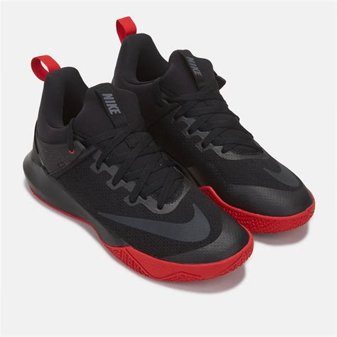 shift shoes shop black nike zoom shift basketball shoe for mens by
