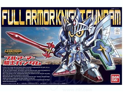 Legend Bb Gundam By Bandai T2909 legend bb fa gundam by bandai hobbylink japan