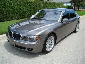 2006 Bmw 750li Horsepower 2006 Bmw 7 Series Pictures Cargurus