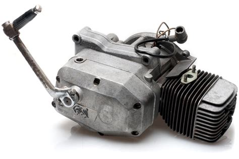 Minarelli V1 Moped Kickstart Engine