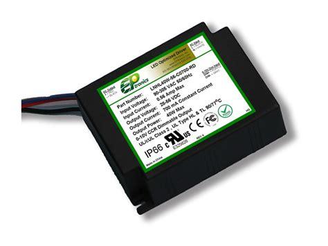 Lu Led Tl 40 Watt 40 watt ac dc 0 10v dimmable led driver ul type tl and hl for hazardous locations eptronics