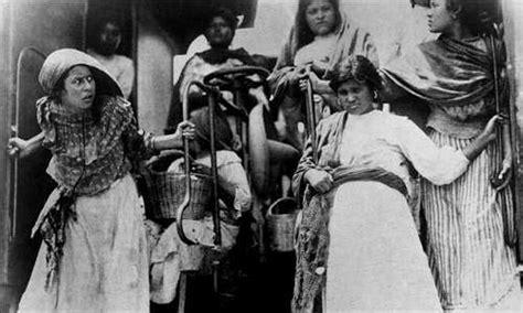imagenes de la revolucion mexicana de mujeres breve espacio de historia del m 233 xico independiente al