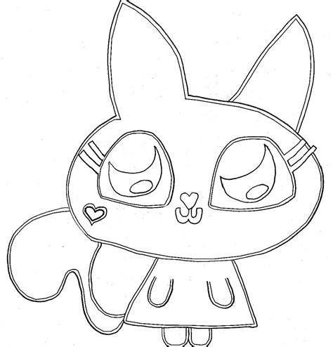 printable coloring pages monsters free printable moshi coloring pages for