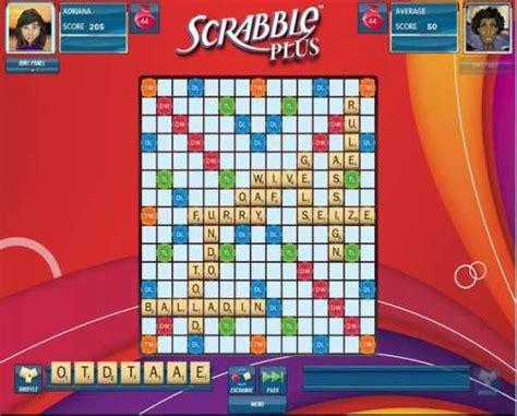play scrabble free now scrabble plus