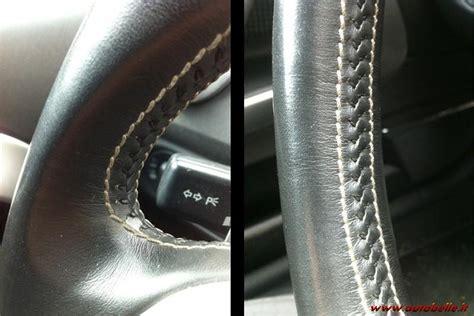 rivestimento volante auto vendo rivestimento artigianale in pelle volanti auto