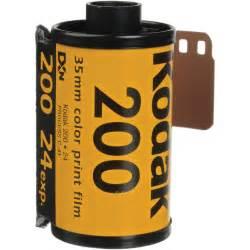 Kodak GOLD 200 Color Negative Film (35mm Roll Film, 24 Exposures) Kodak