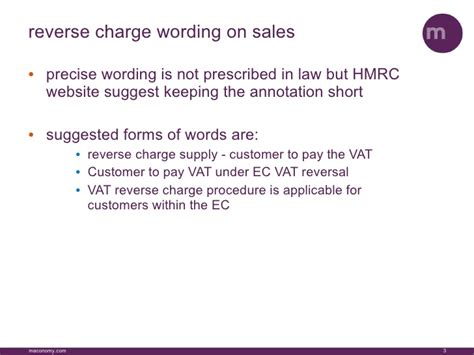 sle invoice verbiage ec vat changes 2010 final