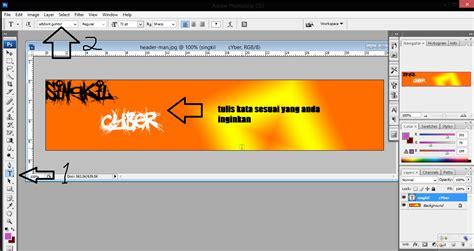 membuat narrative text sendiri cara membuat gambar logo sendiri pada header blog keren