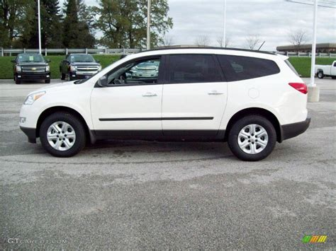 Outside Ls by 2009 Chevy Traverse Autos Weblog