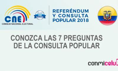 ecuador consultas ecuador consultas preguntas consulta popular ecuador 2018 consejo nacional
