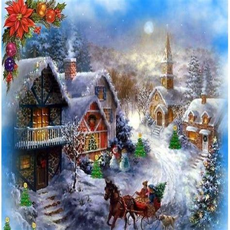 thomas kinkade shower curtain christmas village shower curtain christmas pinterest