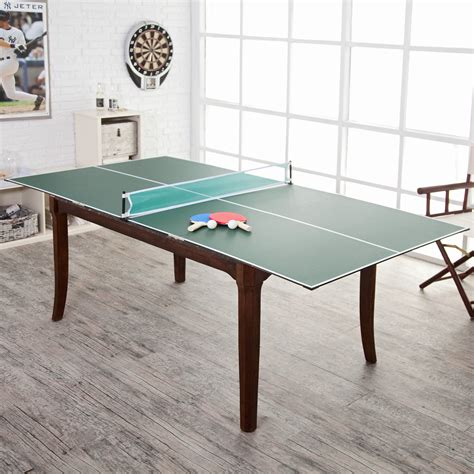 ping pong table conversion top