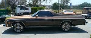 1974 Chevrolet El Camino 1974 Chevrolet El Camino