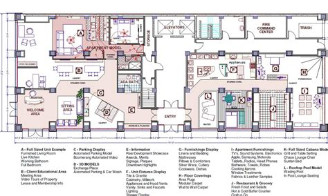 Business Floor Plans | commercial plan sles by dan baumann using chief architect