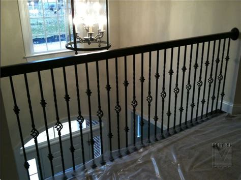 Railing Balusters Staircases Balustrades Wrought Iron Railing