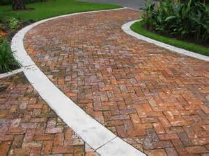 Brick Pavers Patio Clay Brick Pavers Driveway Pavers Orlando Florida
