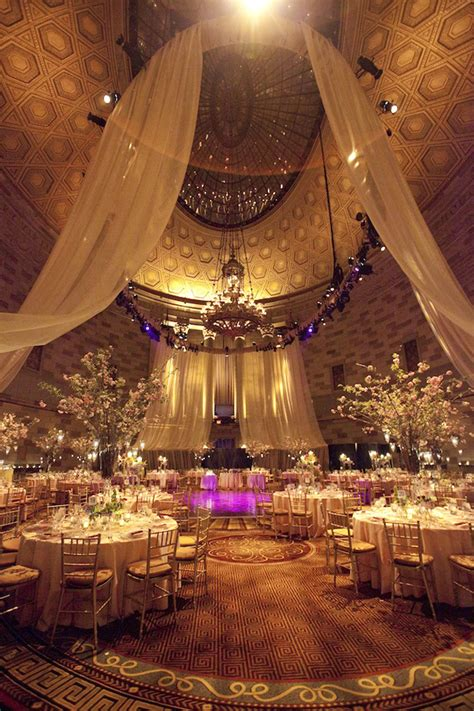 Reception Wedding Halls by Wedding Receptions To Die For The Magazine