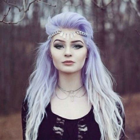 styles for colour treated hair the step by step approach to using pastel purple hair color