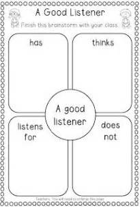 listening lesson plan for high ga lesson plan on