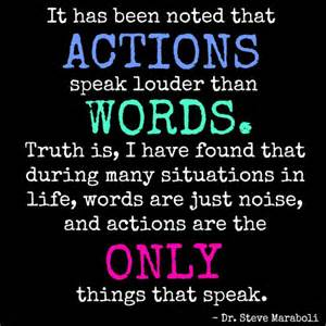 Speak Louder Than Words Essay by Essay On Actions Speak Louder Than Words Essay Speak Louder Than Words Usingenglish