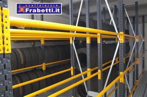 scaffali per pneumatici scaffalatura per pneumatici installata vicino a bologna