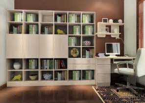 Study Bookshelves Bookcase Design For Study Room Photos 3d House