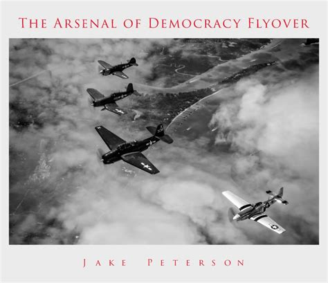 arsenal democracy the arsenal of democracy flyover by jake peterson arts