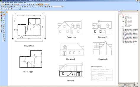 design house extension free software visual building home