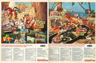 The 1975 woolworth christmas catalogue which was distributed with the