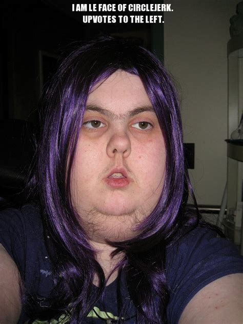 purple hair happy or crappy randomness it s best image 481569 circle jerk know your meme