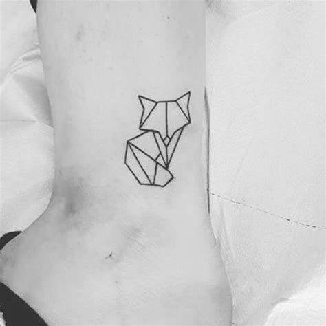best 25 small geometric tattoo ideas on pinterest