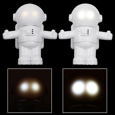 energy efficient night light creative energy saving astronaut led night light sound