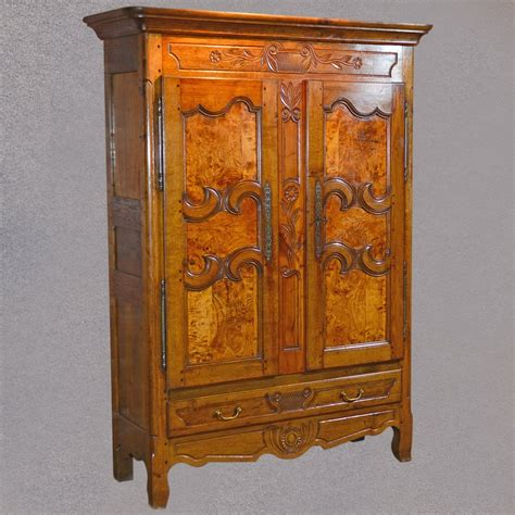 armoire linen cupboard antique french armoire linen press cupboard antiques atlas
