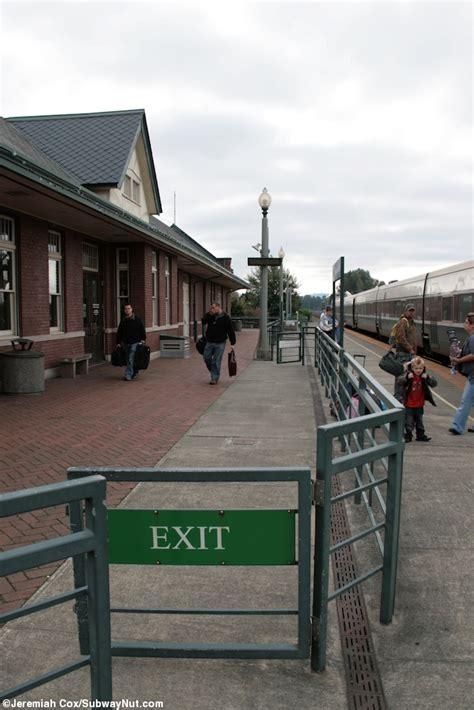 Office Depot Longview Kelso Longview Wa Amtrak Cascades Coast Starlight