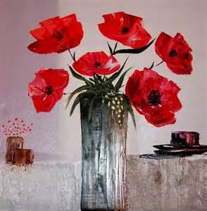 vase de fleurs peinture 224 l huile the didith s gallery