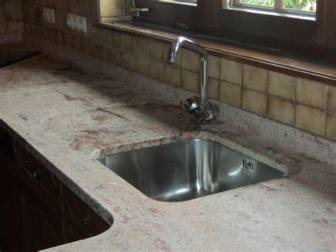 Granit Plan De Travail by Am 233 Nagements Int 233 Rieur Naturelle Cuisine Salle