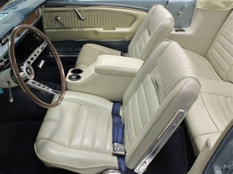 car interior paint cost 302ci ho crate motor correct 1965 blue paint white