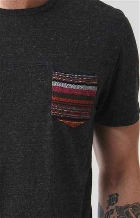 plain t shirt with pattern pocket t shirt shirt stitched pocket design boy shirt aztec